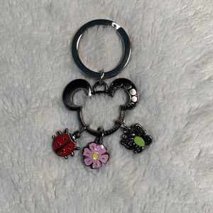 Authentic Disney Mickey Mouse Keychain